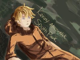 Kenny McCormick by MiinaChann