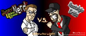 AVGN vs NC by BrokenTeapot