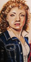 River Song by Marissa-Emily