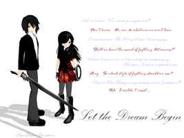 MMD: Let the Dream Begin by Smartanimegirl