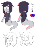 Amy the Ghost REF by Miiukka