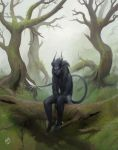 In the forest by DemonLife
