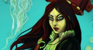 alice madness return fan art d by zibidulle