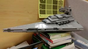 Lego Star Destroyer by FSEffect