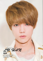 Green Eyes Luhan - Lulu' by SwagSagwa