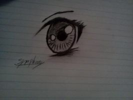 Manga Eye :D by SymphonyP