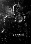 Batman by SAibIRfan