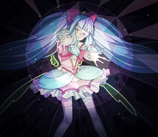 Ikuyo Precure - Into Darkness by Chance-To-Draw