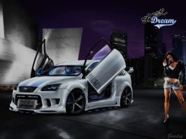 Ford Focus StreetDream by GoodieDesign