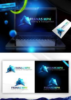 FRANAS MPH trading and management - lodo design by webdesigner1921