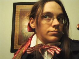 Grell so shy by kaitlynrager