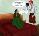 Sassenach by StuckInThe90s