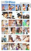 Icon 05 - Shining Shinee1 by Byakushirie
