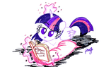 Twilight Sparkle by CosmicPonye