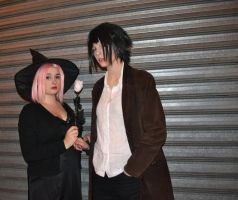sasusaku cosplay halloween by narutine