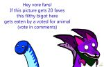 For all vore fans and Amethyst haters! by Chubskey