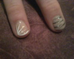 Simple and Easy Nails by briiannaaax
