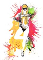 Want your Bad Romance - Gaga by Katie-Woodger