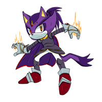 Gender bent Blaze by ShadowStar9002