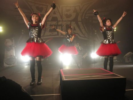 BABYMETAL 87 by iancinerate
