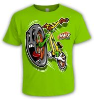 Bmx Wheelie by CaziTena
