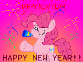 HAPPY NEW YEAR!!! by Hyperwave9000