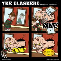 The Slashers 32 by crashdummie