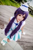 Love Live! - Wonderful Rush Toujou Nozomi by Xeno-Photography