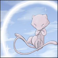 Mew by shorty-antics-27