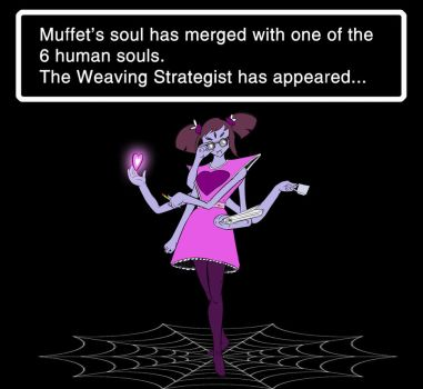 Muffet Soul Fusion (Undertale) by Torcher999