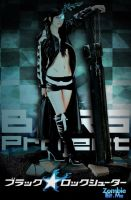 Black Rock Shooter 2 by ZOMBIEBITME