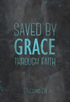 Saved by Grace by Blugi