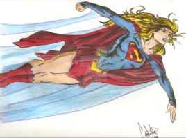 Super Girl by CJRogue