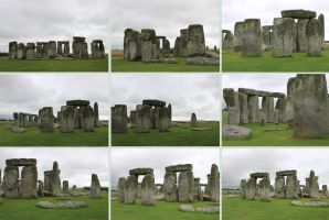 Stonehenge by Tasastock