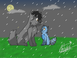 .: Under The Rain :. by Andy23497