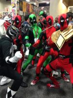 Never too many Deadpools by EddieHolly