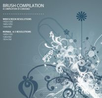 Brush Compilation by Cheezen