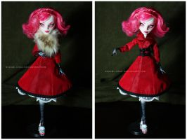 Shoppe : Monster High 50's Flair by Nezumi-chuu