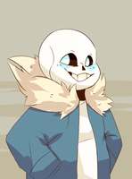 sans by Cabbiemk
