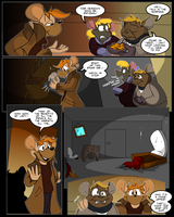 Keeping Up with Thursday, Issue 12 page 6 by AaronsArtStuff