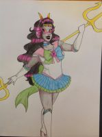 Sailor Feferi by Kumori-is-here