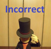 Incorrect by robotwizard2-0
