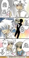 Soul Eater SoMa week - Day 7 Goodbye by nayght-tsuki