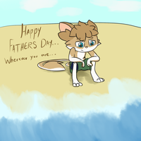 Deviant Crossing - Father's day by DatBritishMexican