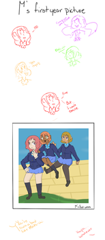 Love Live! First Year picture by Smol-Spoomy