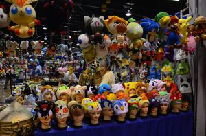 Chicago Comic-Con / Wizard World 2012: Sonic swag by Havoc-The-Tenrec