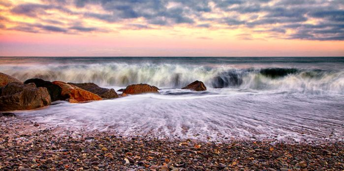 Dawn Tide by Capturing-the-Light
