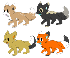Corgi Adopts by Shadows-Adopts