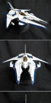 Gradius: Vic Viper Model by shadowvfx