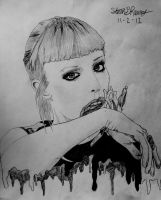 ALICE GLASS by brettrounds